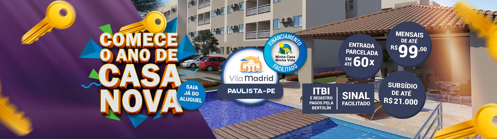 Destaque Vila Madrid